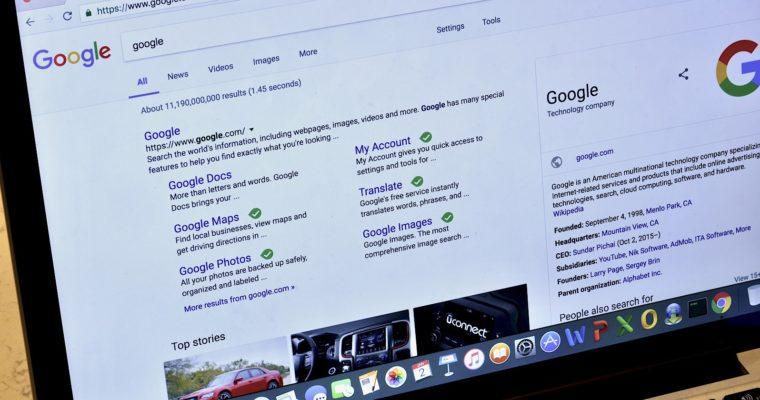 Penjelasan Google Soal Cuplikan Situs Yang Tak Tampil di Pencarian