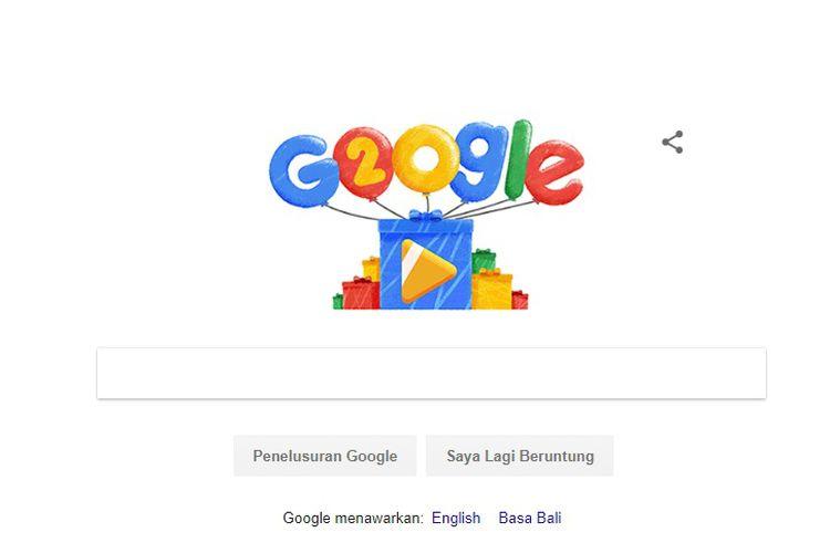 Yang Baru Dari 20 Tahun Google